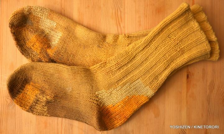 Woolly Socks A09A2165