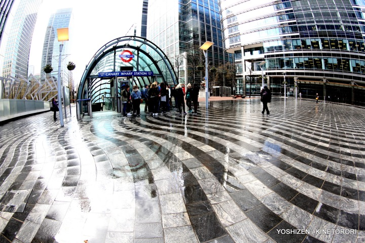 Canary Wharf Station-A09A2603-001