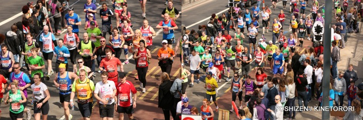 London Marathon'13(8)297-001