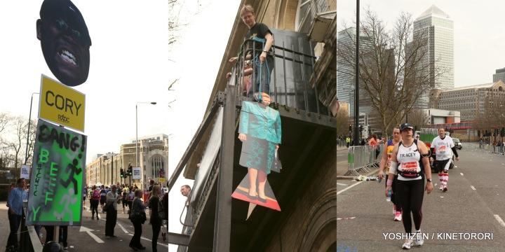 London Marathon'13(9)298-001
