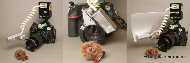 Handmade Mcro Flash(B)360-001