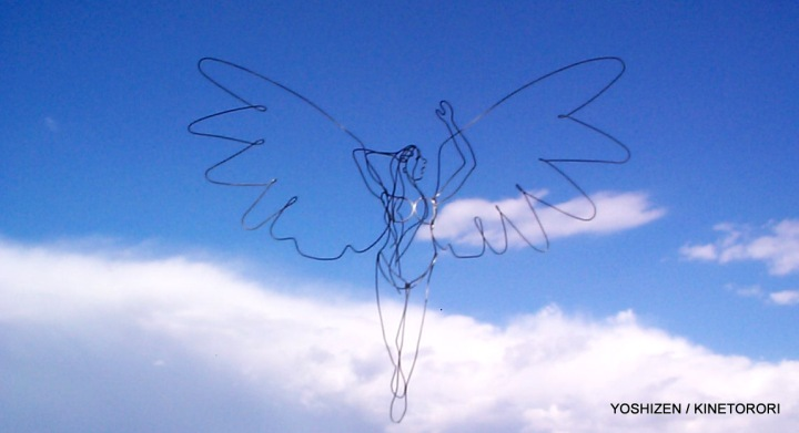 Wire Angel(1)DCP02646