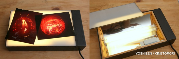 Home-made Light-box419-001