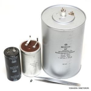 Capacitors A09A0667