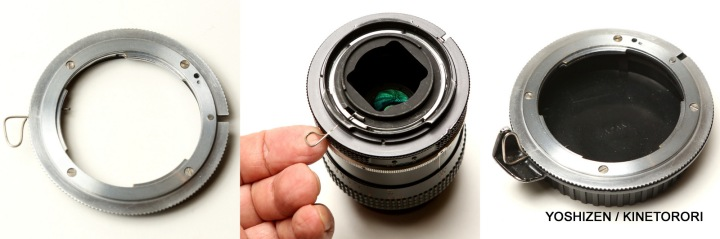 Mount Adapter(5)569-001