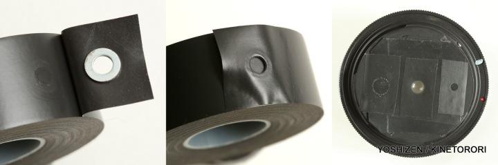 Hole on Tape(4)140-001