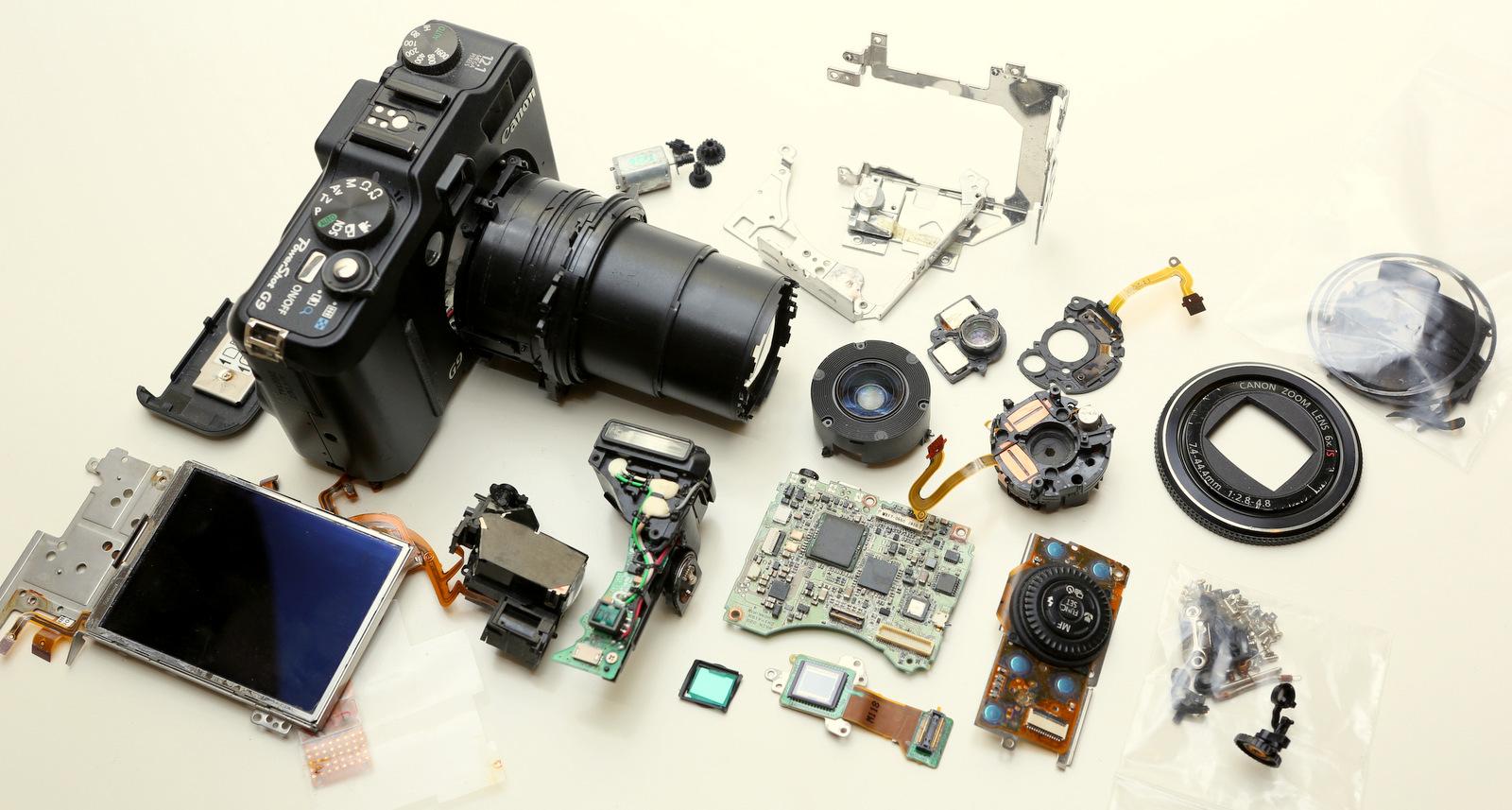 """Ciri"""" Sensor Kamera Sudah Mulai Rusak"""