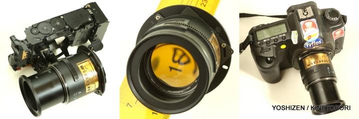 Gaudy lens
