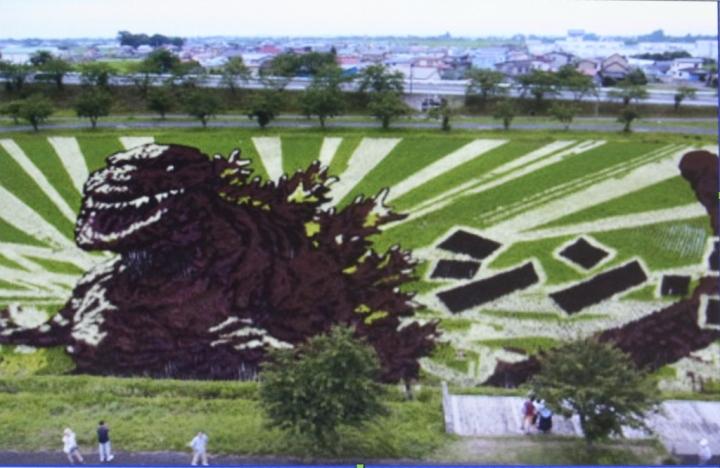Tanbo Art Godgilla-Jiji-A09A6478-001